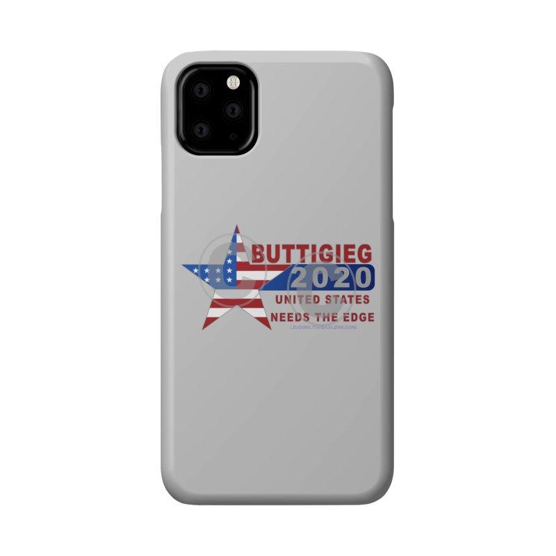 Pete Buttigieg Accessories Phone Case by Leading Artist Shop
