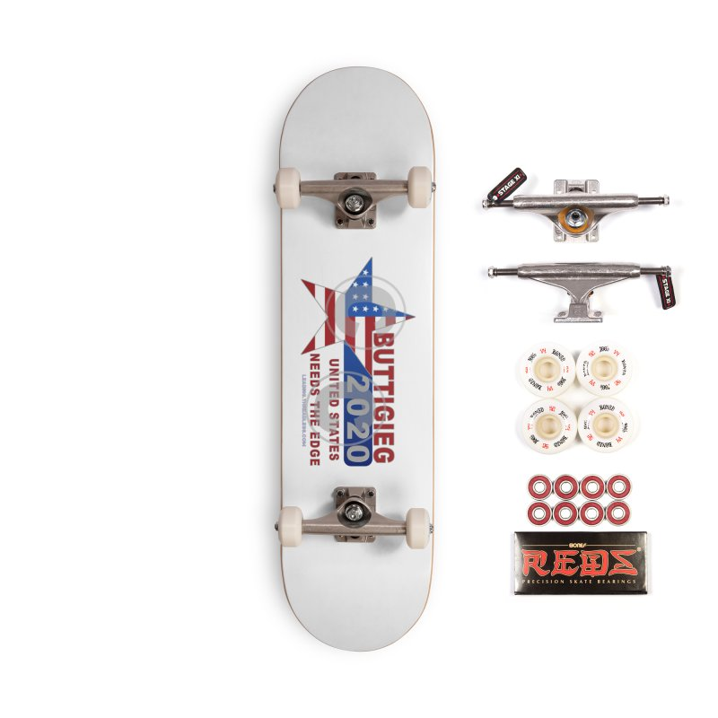 Pete Buttigieg Accessories Complete - Pro Skateboard by Leading Artist Shop