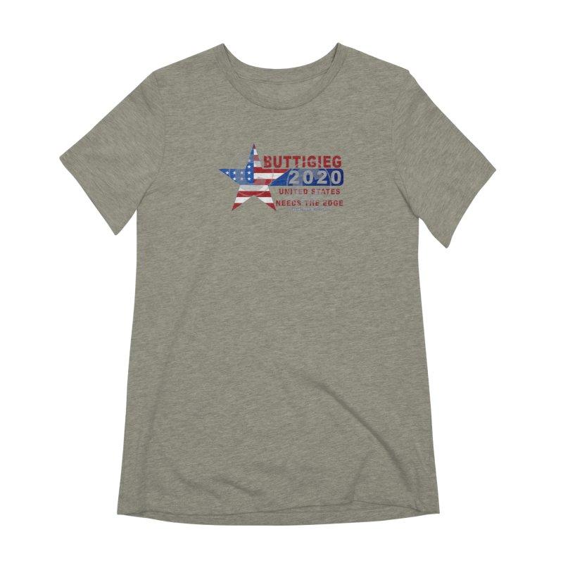 Pete Buttigieg Women's Extra Soft T-Shirt by Leading Artist Shop