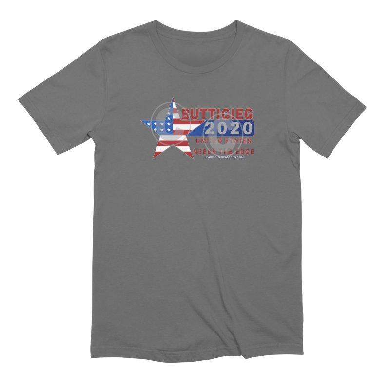 Pete Buttigieg Men's Extra Soft T-Shirt by Leading Artist Shop