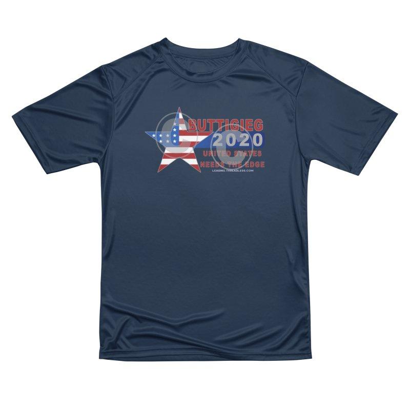 Pete Buttigieg Women's Performance Unisex T-Shirt by Leading Artist Shop