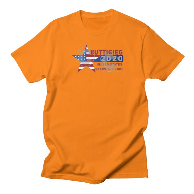 Pete Buttigieg Women's Regular Unisex T-Shirt by Leading Artist Shop