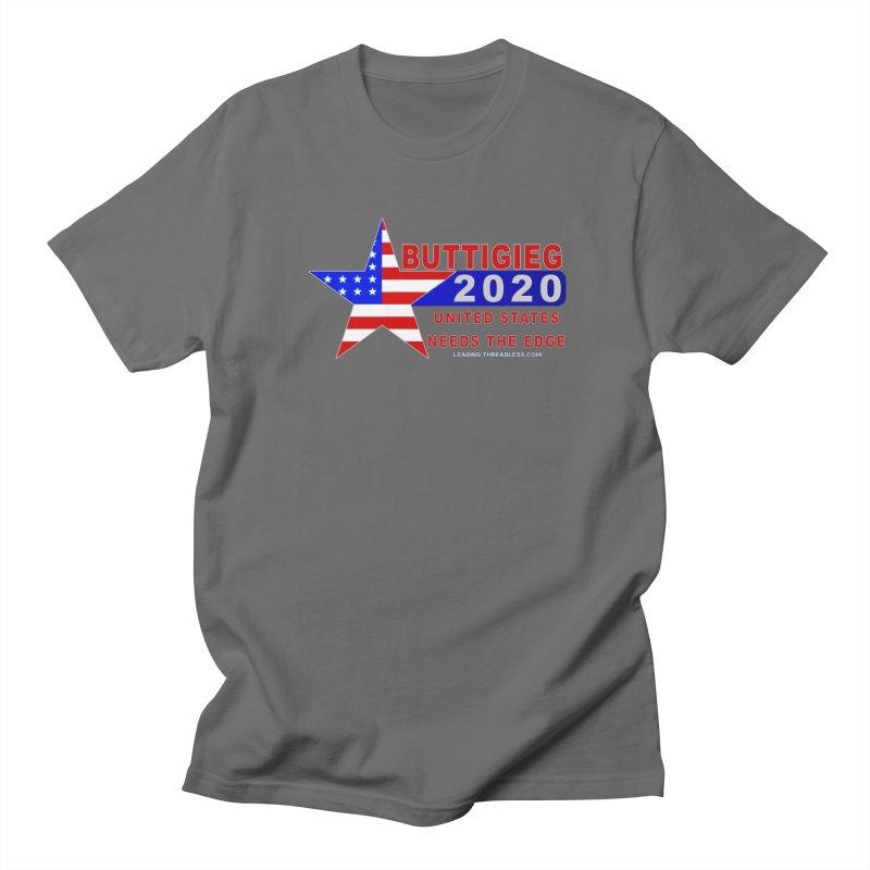 Pete Buttigieg 2020 Men's T-Shirt by Leading Artist Shop