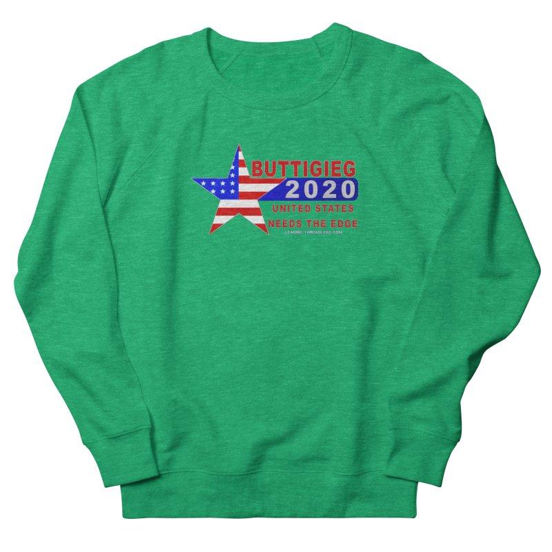 Pete Buttigieg 2020 Women's Sweatshirt by Leading Artist Shop