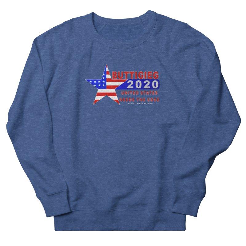 Pete Buttigieg 2020 Men's Sweatshirt by Leading Artist Shop