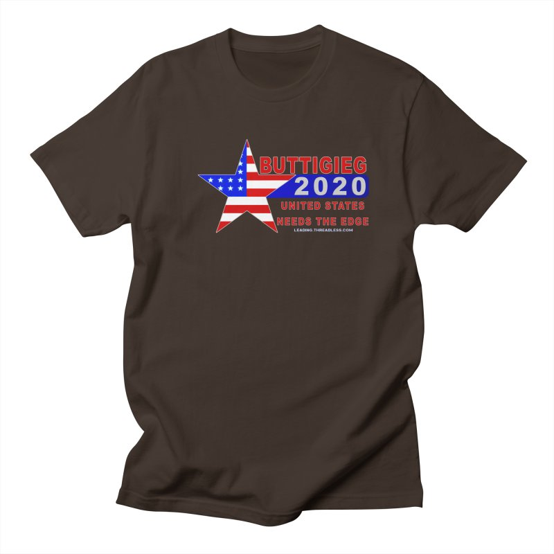 Pete Buttigieg 2020 Men's Regular T-Shirt by Leading Artist Shop