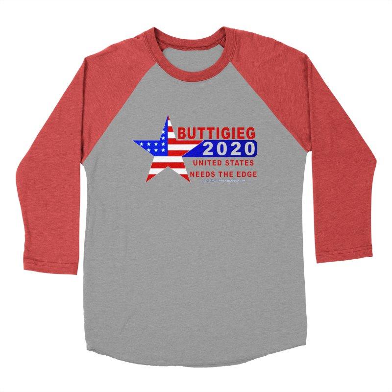 Pete Buttigieg 2020 Men's Longsleeve T-Shirt by Leading Artist Shop