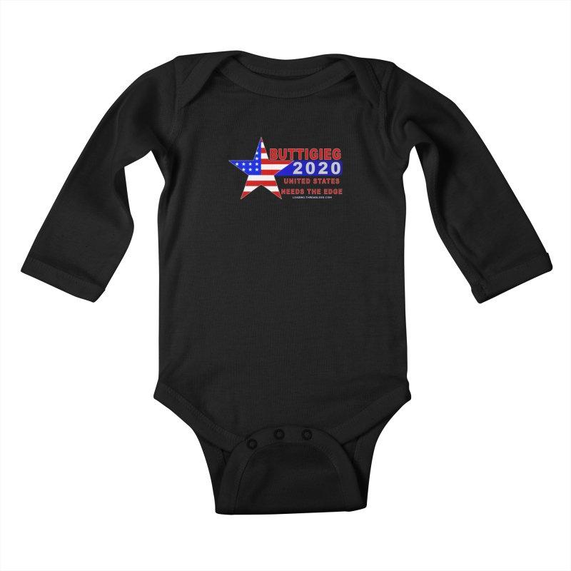Pete Buttigieg 2020 Kids Baby Longsleeve Bodysuit by Leading Artist Shop