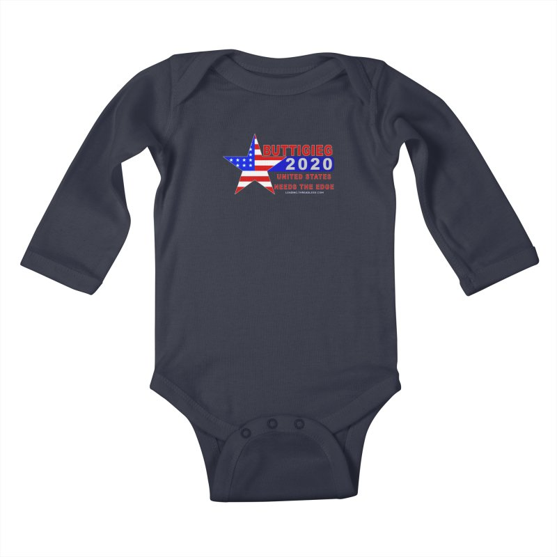 Pete Buttigieg 2020 Kids Baby Longsleeve Bodysuit by Leading Artist Shop