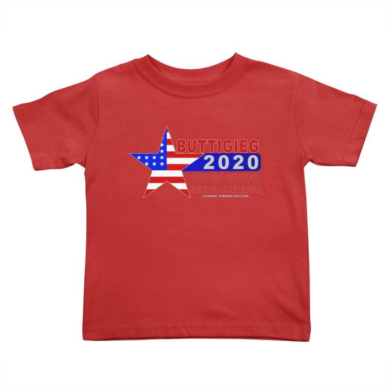Pete Buttigieg 2020 Kids Toddler T-Shirt by Leading Artist Shop
