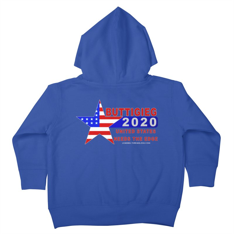 Pete Buttigieg 2020 Kids Toddler Zip-Up Hoody by Leading Artist Shop