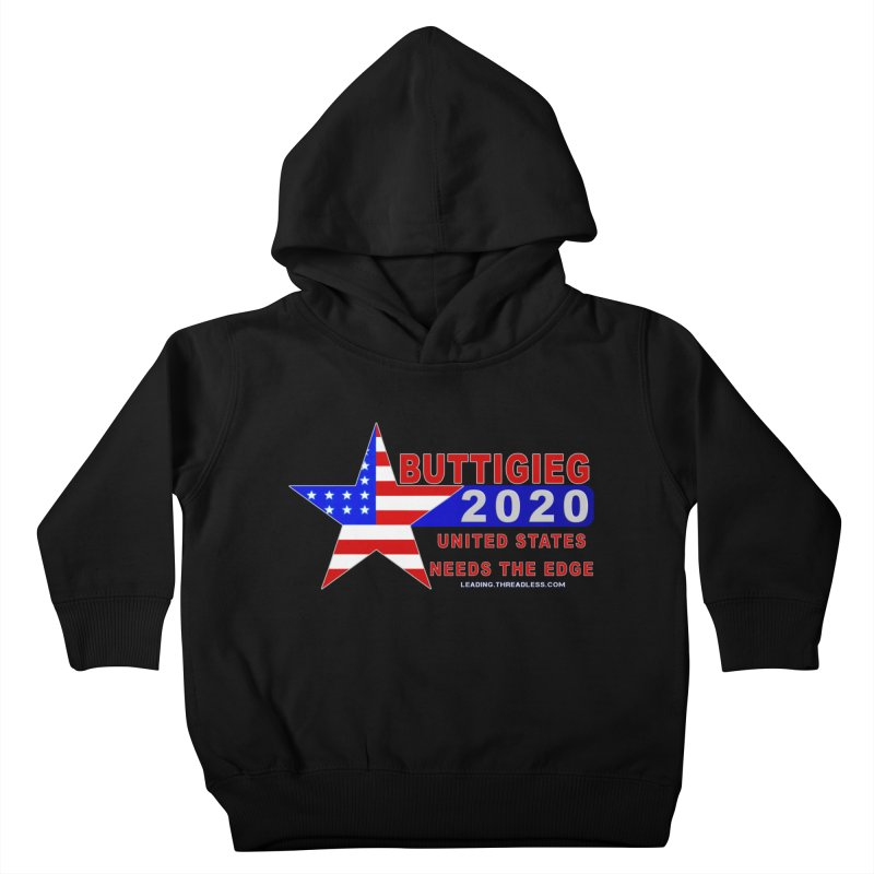 Pete Buttigieg 2020 Kids Toddler Pullover Hoody by Leading Artist Shop