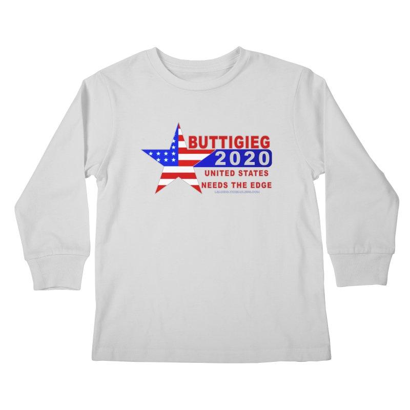 Pete Buttigieg 2020 Kids Longsleeve T-Shirt by Leading Artist Shop
