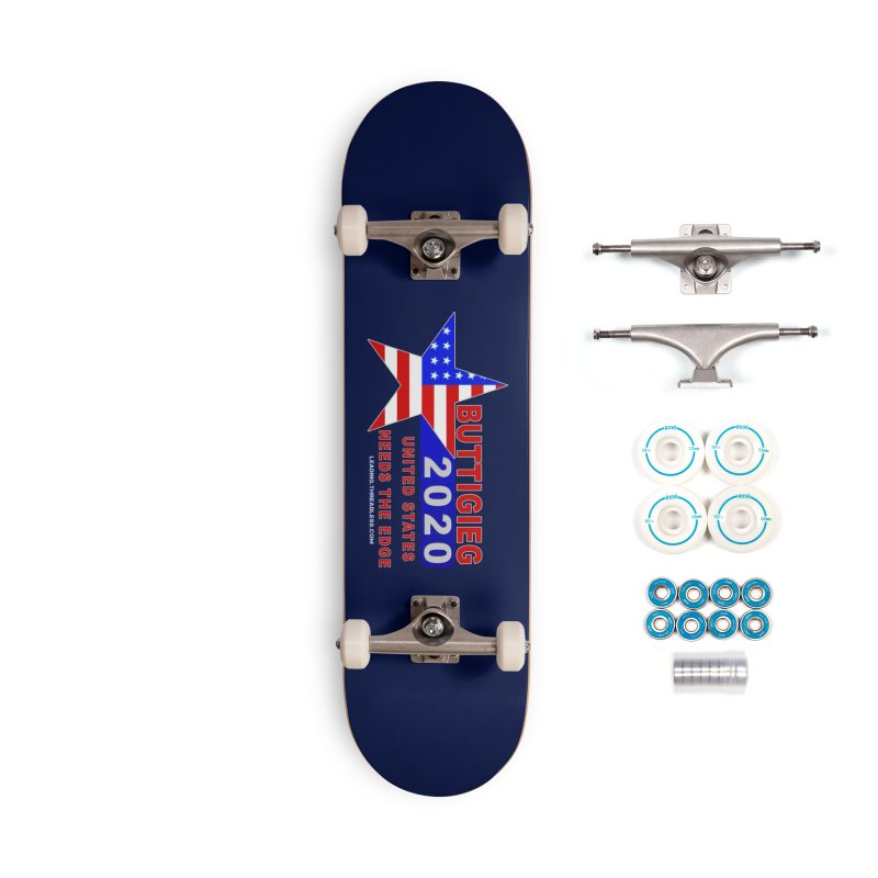 Pete Buttigieg 2020 Accessories Complete - Basic Skateboard by Leading Artist Shop