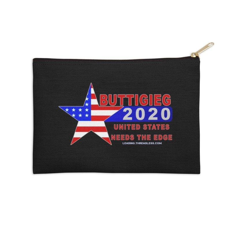 Pete Buttigieg 2020 Accessories Zip Pouch by Leading Artist Shop