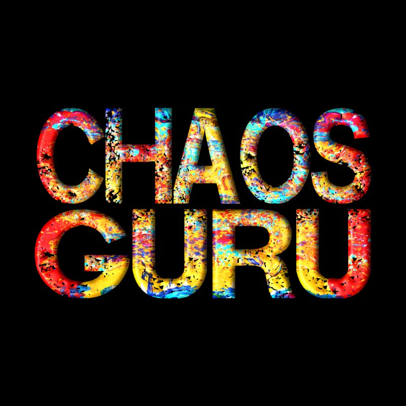 Chaos Guru by Leading Artist Shop
