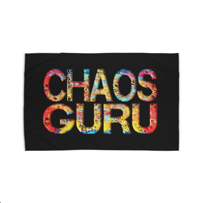 Chaos Guru Home Rug by Leading Artist Shop