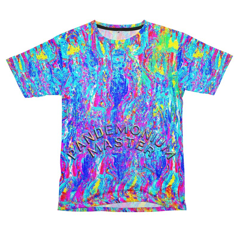 Pandemonium Master Women's Unisex T-Shirt Cut & Sew by Leading Artist Shop