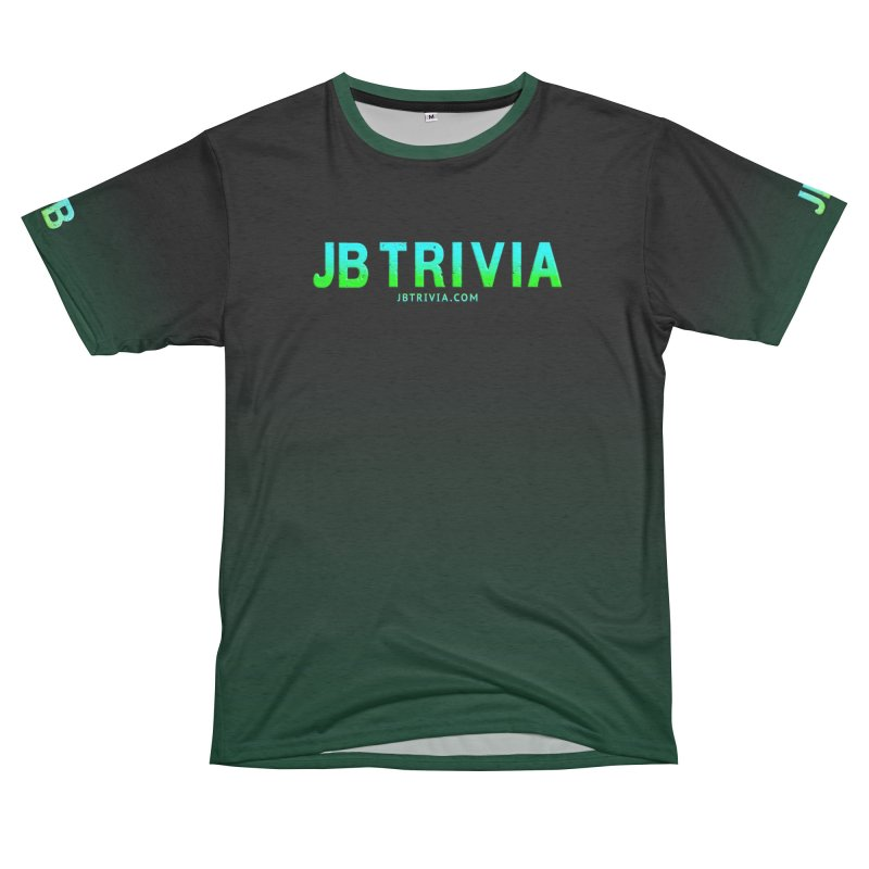 JB Trivia Shirts Women's Unisex French Terry T-Shirt Cut & Sew by Leading Artist Shop