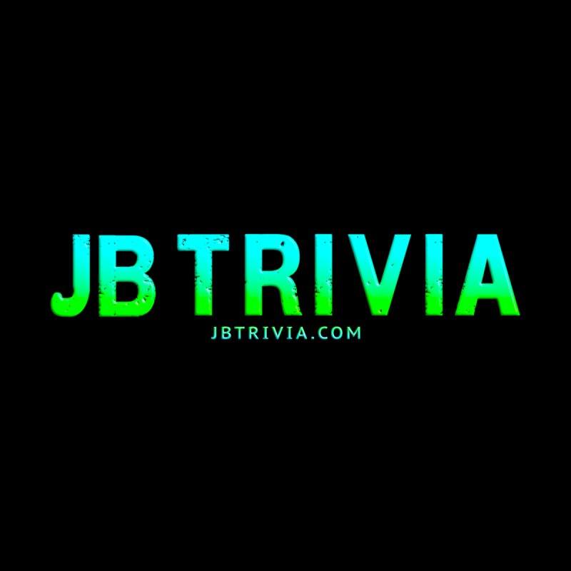 JB Trivia Shirts Men's Tank by Leading Artist Shop