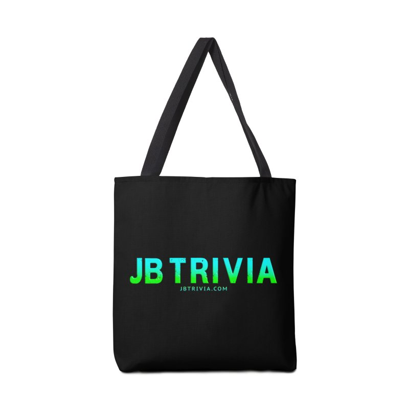 JB Trivia Shirts Accessories Tote Bag Bag by Leading Artist Shop