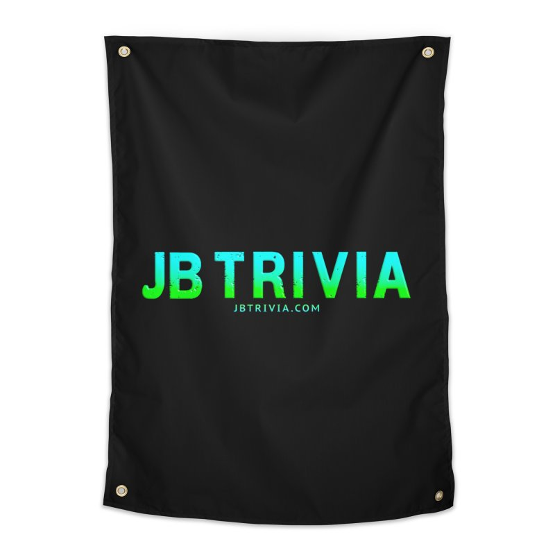 JB Trivia Shirts Home Tapestry by Leading Artist Shop