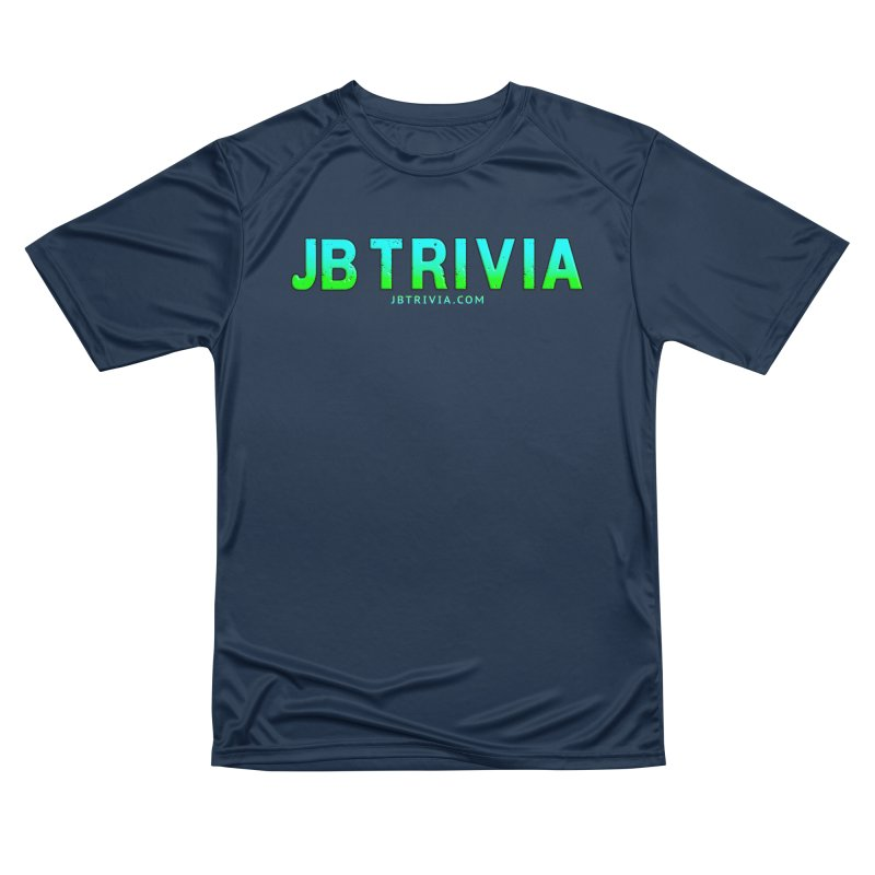 JB Trivia Shirts Women's Performance Unisex T-Shirt by Leading Artist Shop