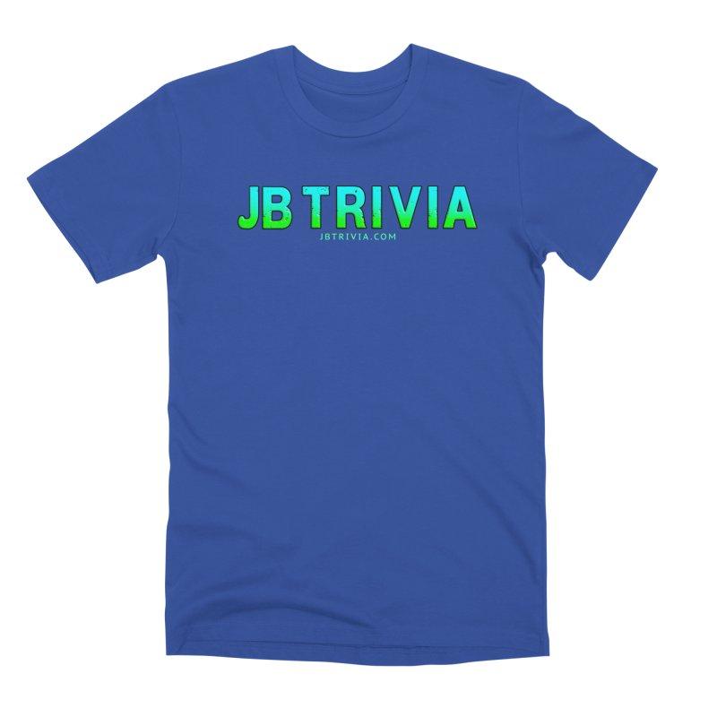 JB Trivia Shirts Men's Premium T-Shirt by Leading Artist Shop