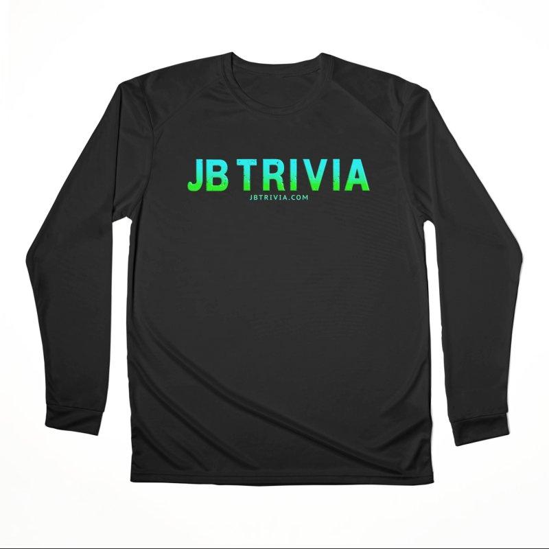 JB Trivia Shirts Men's Performance Longsleeve T-Shirt by Leading Artist Shop