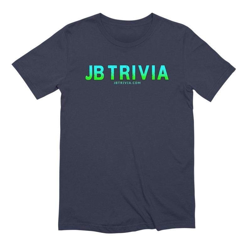 JB Trivia Shirts Men's Extra Soft T-Shirt by Leading Artist Shop