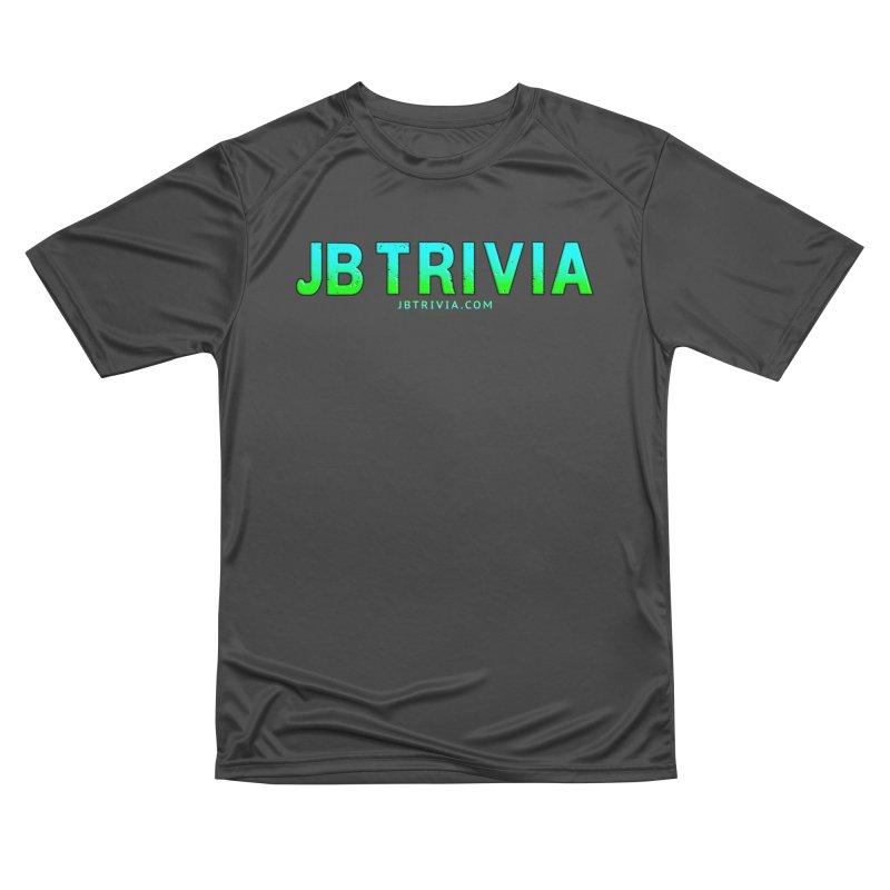 JB Trivia Shirts Men's Performance T-Shirt by Leading Artist Shop