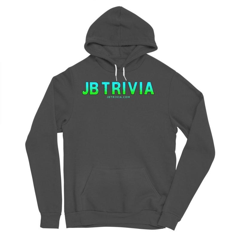 JB Trivia Shirts Women's Sponge Fleece Pullover Hoody by Leading Artist Shop
