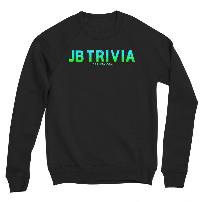 JB Trivia Shirts Men's Sponge Fleece Sweatshirt by Leading Artist Shop
