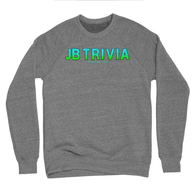 JB Trivia Shirts Women's Sponge Fleece Sweatshirt by Leading Artist Shop