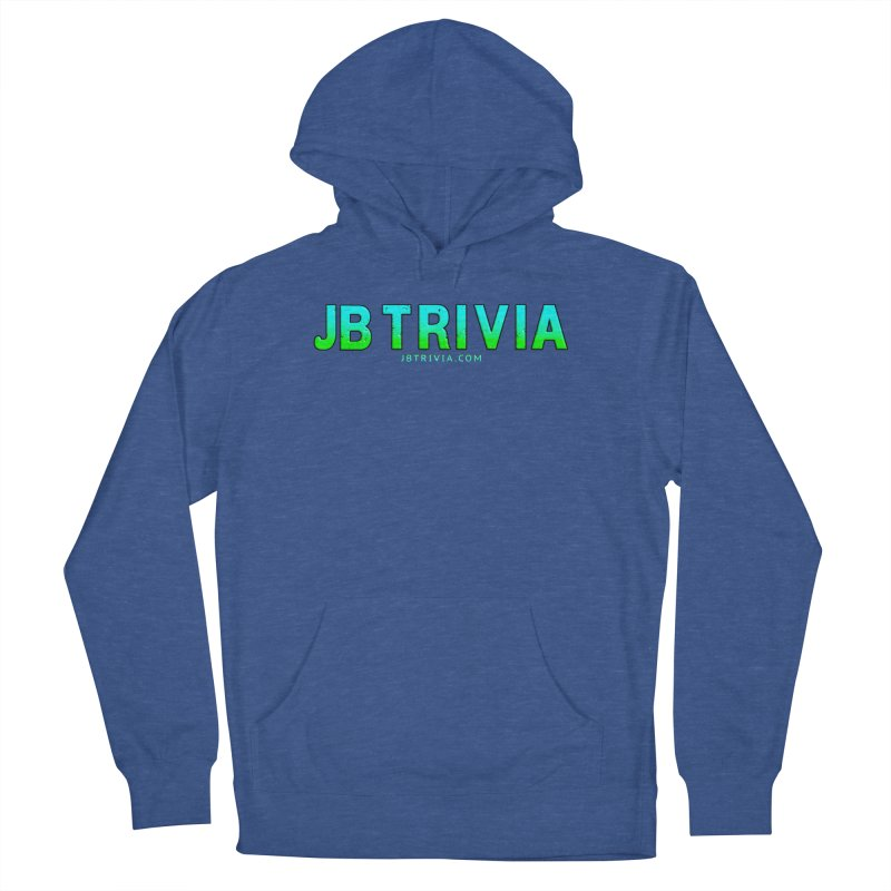 JB Trivia Shirts Women's French Terry Pullover Hoody by Leading Artist Shop