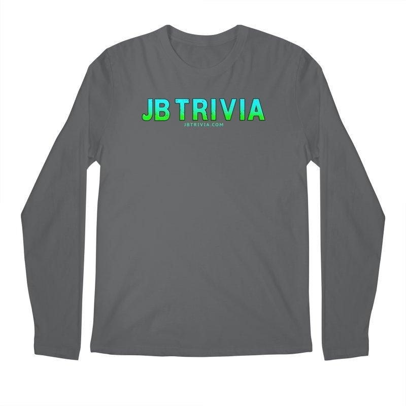 JB Trivia Shirts Men's Longsleeve T-Shirt by Leading Artist Shop