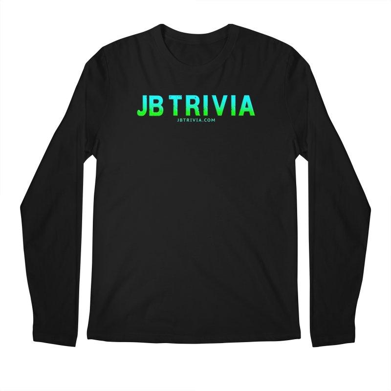 JB Trivia Shirts Men's Regular Longsleeve T-Shirt by Leading Artist Shop