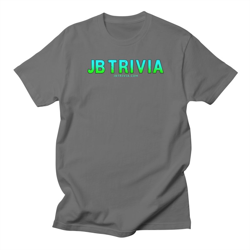JB Trivia Shirts Men's Regular T-Shirt by Leading Artist Shop