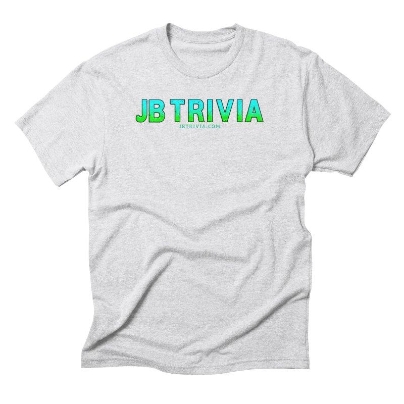 JB Trivia Shirts Men's Triblend T-Shirt by Leading Artist Shop