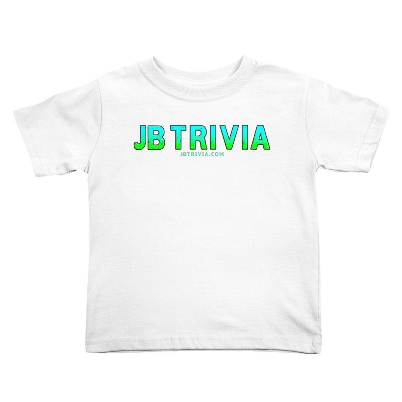 JB Trivia Shirts Kids Toddler T-Shirt by Leading Artist Shop