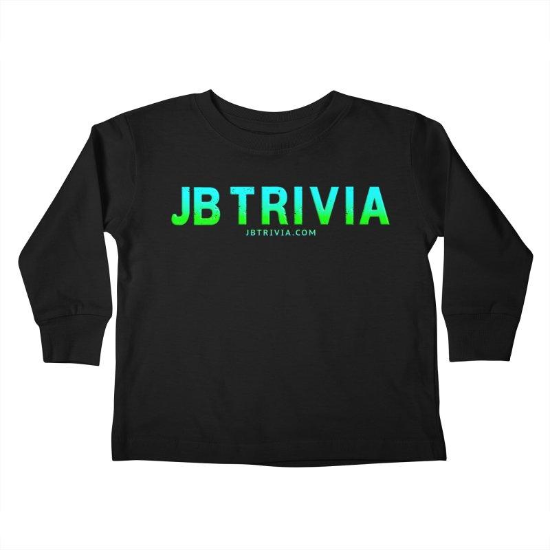 JB Trivia Shirts Kids Toddler Longsleeve T-Shirt by Leading Artist Shop
