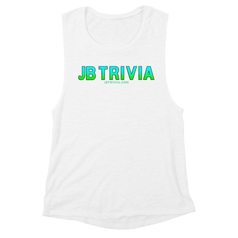 JB Trivia Shirts Women's Muscle Tank by Leading Artist Shop
