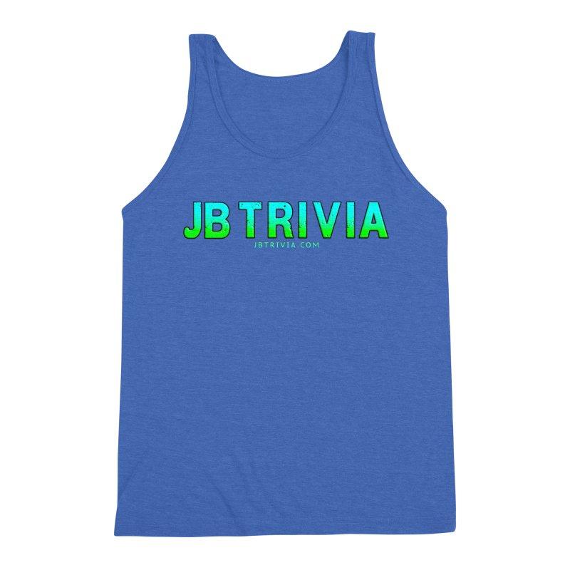 JB Trivia Shirts Men's Triblend Tank by Leading Artist Shop