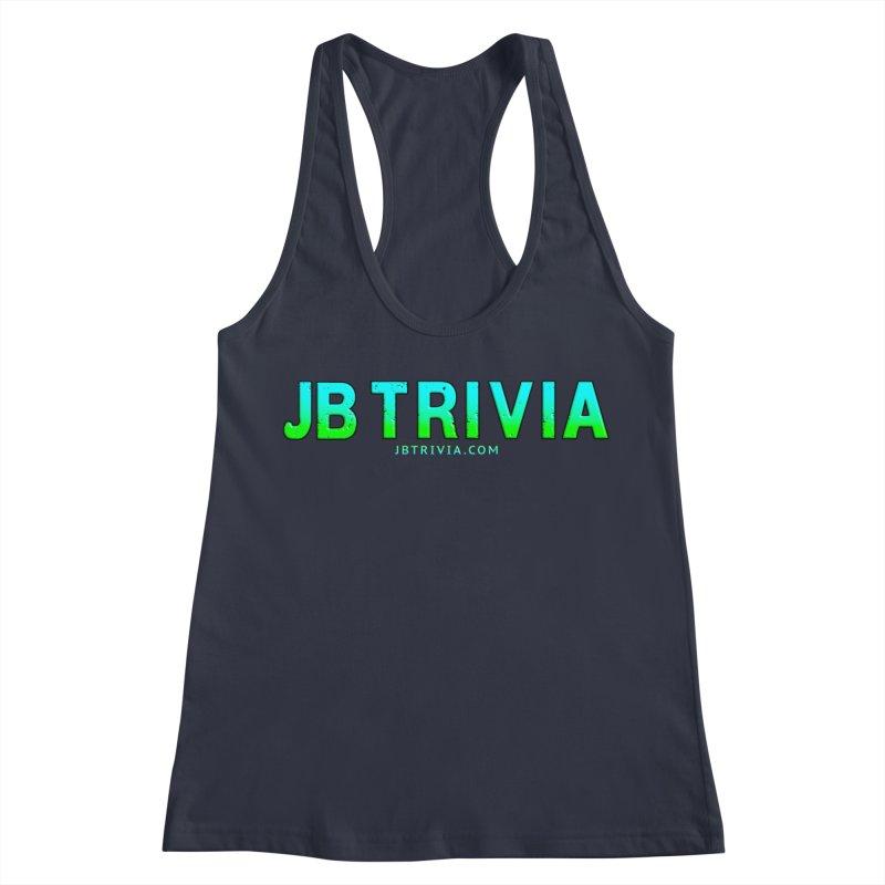 JB Trivia Shirts Women's Racerback Tank by Leading Artist Shop