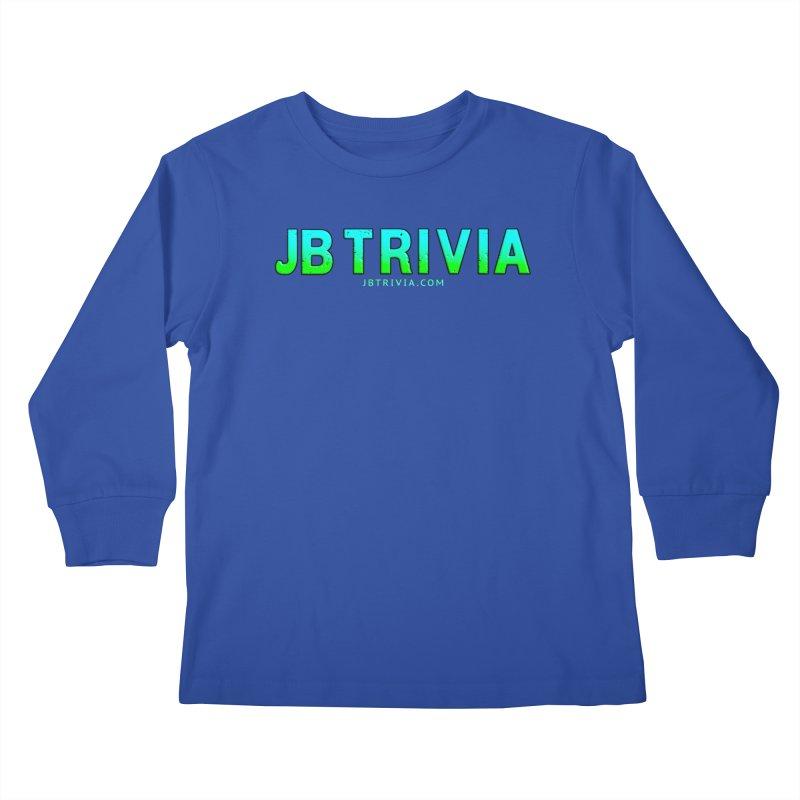 JB Trivia Shirts Kids Longsleeve T-Shirt by Leading Artist Shop