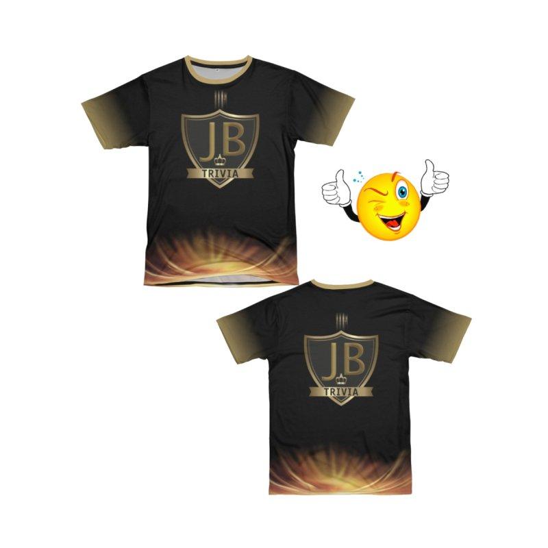 JB Trivia Black Gold by Leading Artist Shop