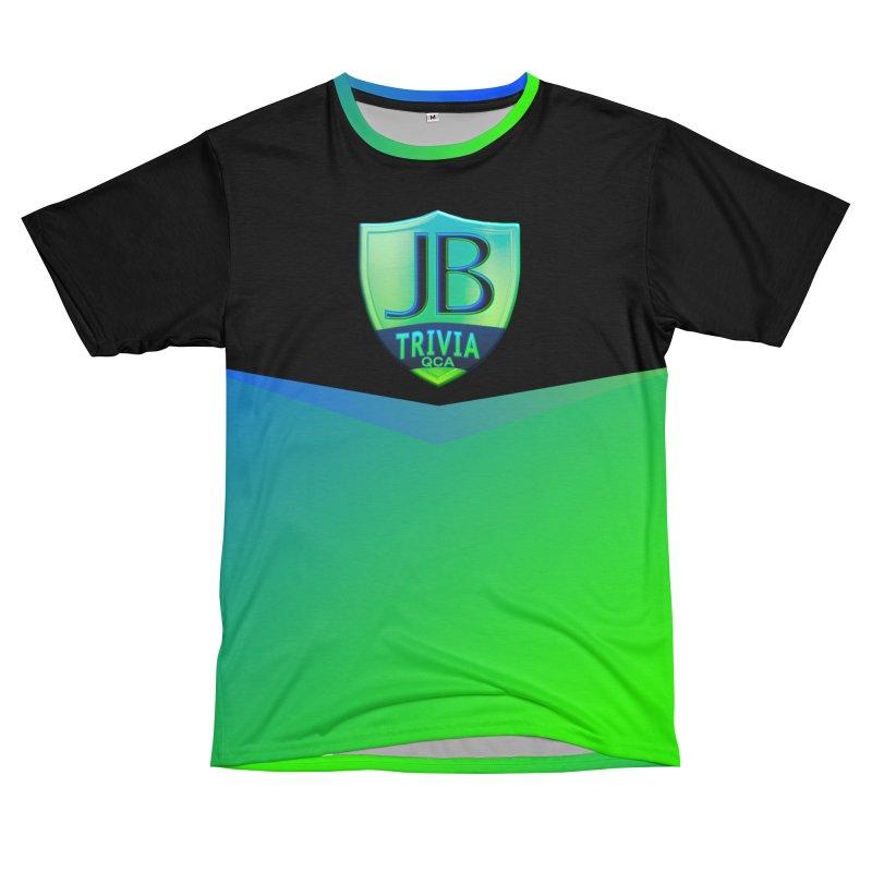 JB Trivia 5 Women's Unisex T-Shirt Cut & Sew by Leading Artist Shop
