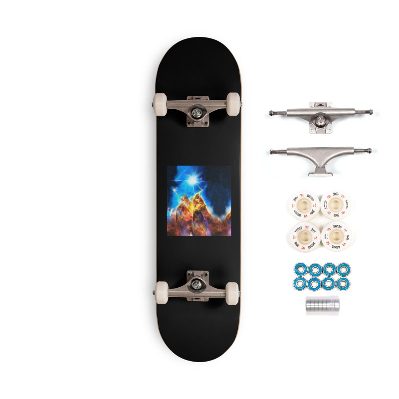 Nebula By Leading Accessories Complete - Premium Skateboard by Leading Artist Shop