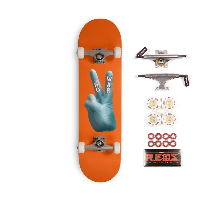No War - Shirts Hoodies Stickers n More Accessories Complete - Pro Skateboard by Leading Artist Shop