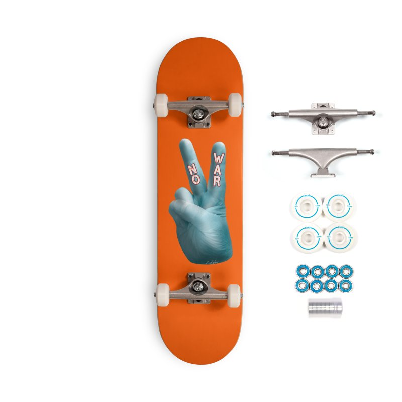 No War - Shirts Hoodies Stickers n More Accessories Complete - Basic Skateboard by Leading Artist Shop